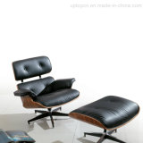 Charles Recline Lounge Leather Chair met de Replica van de Ottomane (SP-BC469)