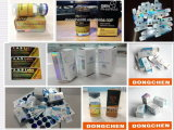 High Quality Cheap Price Pharmaceutical Hologram 10ml Étiquette adhésive