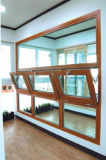 Aluminiumunterseite-c$hung Outwards Swing Window mit Best Quality