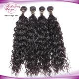 Cheveux humains de la meilleure de qualité de prix de gros Vierge normale brésilienne bon marché d'onde