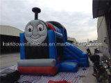 2016 Nieuw Ontwerp Opblaasbaar Thomas Train Bouncer voor Verkoop