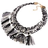 Ювелирные изделия ожерелья чокеровщика Tassel заявления Jewellry способа богемские разнослоистые