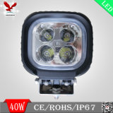 Luz del trabajo del LED con el CREE, 40W para SUV, 4X4, jeep (HCW-L4056)