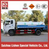 Тележка топливозаправщика воды Dongfeng 10 тонн для сбывания