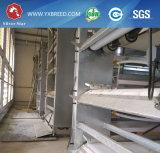Cage d'oeufs de poulet de treillis métallique en métal pour 15, ligne d'alimentation de 000 oiseaux (A-4L120)