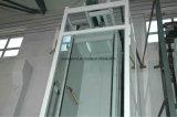Стеклянный лифт дома стены автомобиля