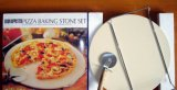 Pizza Ovenのための菫青石Pizza Baking Stone&Plate