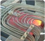 携帯用電磁石の正方形ヘッドは誘導加熱機械をボルトで固定する