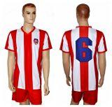 Uniforme di calcio di modo del commercio all'ingrosso degli abiti sportivi di Ozeason