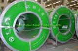 Bobine principale d'acier inoxydable de la qualité 304 avec le prix par tonne