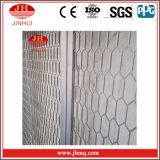Aluminiummaschendraht höhlen heraus Sicherheits-Treppen-Handlauf aus (Jh153)