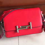 As bolsas famosas das mulheres dos sacos de ombro da mensagem marcaram senhoras o saco Emg4571 da forma