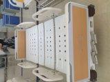 아BS와 강철 침대 헤드를 가진 움직일 수 있는 3 기능 수동 침대