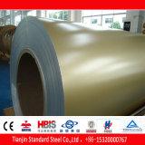 Bobina d'acciaio beige verde di alta qualità PPGI di Ral 1000