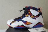 Chaussures de basket-ball VII de Jorda d'air de Nik rétro 7