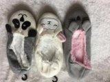 ثلاثة لون نساء أحذية حيوانيّة رئيسيّة داخليّة ([ر-سل1631])