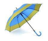 Parapluie droit automatique de conception de frontière (YS-SA23083929R)