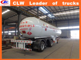 3 Axle 56cbm Heavy Duty LPG Tank Trailer