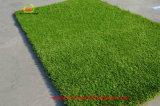 Пластичный дешевый зеленый ковер лужайки для ландшафта