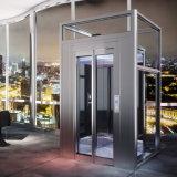 Ascenseur bon marché sans engrenages de passager du constructeur LMR de levage de la Chine