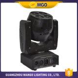 Luz principal movente dobro quente da face DMX512 das vendas 8X15W de China
