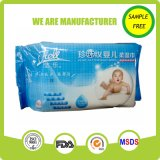 Младенца внимательности кожи младенца Eco Wipe содружественного влажный