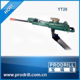 Yt24 Yt27 Yt28 pneumatisches Luft-Bein-Felsen-Bohrgerät für Bergbau