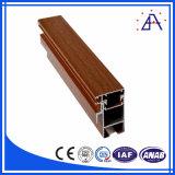 建築材料(BA-010)のための木製の穀物のアルミニウムプロフィール