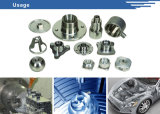 Roestvrij staal CNC die de Fabrikant van het Deel machinaal bewerken