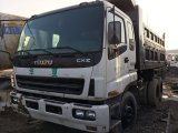 Verwendetes Diesel Isuzu Dump Tipper Truck (10PE1Engine, CXZ81K Baumuster)