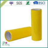 Nastro adesivo arancione attraente dell'imballaggio di colore BOPP con buon Stickness