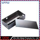 Métal Boîte de jonction du boîtier en acier doux Faible en acier au carbone Petit électrique Tirez Box