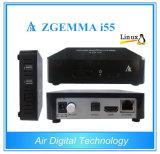Enigma2 Linux OS를 가진 최고 IPTV Box Zgemma I55