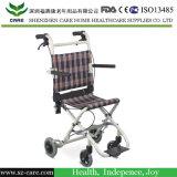 Foldable 경량 소형 크기 이동 Ultralight 알루미늄 휠체어