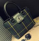 Borsa di cuoio del progettista di griglia dell'Inghilterra della borsa di modo (XP1011)