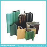 De Uitdrijving van het Profiel van het Aluminium van het Aluminium van Compititive met het Anodiseren Kleur