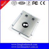 38mm Panel Mount Optical Trackball