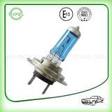 lámpara blanca del halógeno H7 de 12V 55W/bulbo principal