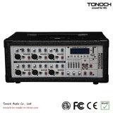Mezclador del audio de la caja de la energía de los canales de Tonoch 6