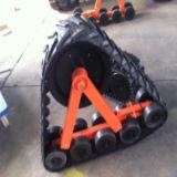 800kg (LSF-280)についての小さい機械のためのゴム製能力別クラス編成制度/Assembly
