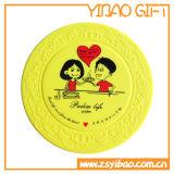Циновка PVC Promotioal с изготовленный на заказ логосом (YB-CM-06)