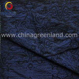 Нейлон/Rayon Twill Warp Elastic Fabric с Jacquard Garment (GLLLDTH001)