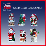 Buntes Christmas Decoration mit Round Top Fall