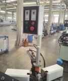 Máquina de friso de canto da cabeça do dobro da porta do indicador de alumínio