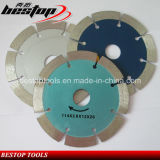 D114mm mojaron el disco del granito del corte para el mercado de Vietnam