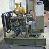 Cummins Engine 80kw 100kVA 6bt5.9-G1 apre il tipo generatore diesel marino con il regolatore di alto mare