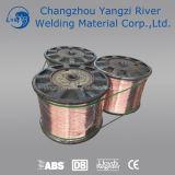 穏やかな鋼鉄Aws A5.18 Er70s-3ミグ溶接ワイヤー