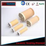 3段階の陶磁器の管状のヒーター
