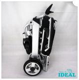 Foldable小さい4および携帯用電動車椅子