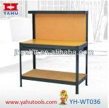 Eingabe 100kg Capcity Werkbank-Arbeits-Tisch mit Schnellverbindung und Fach (YH-WT036)